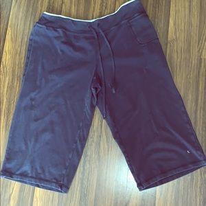 Danskin Bermuda athletic shorts